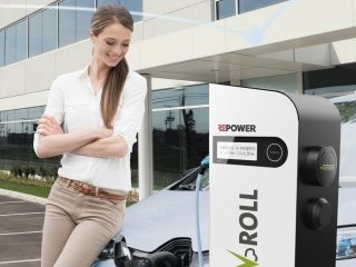 Repower demonstrates the future of e-mobility